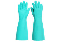 Nitrile Spraying Gloves, 18""