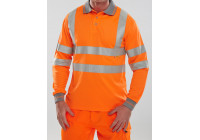 High-Vis Clothing - Orange