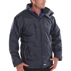 Mercury Contract Jacket, Navy
