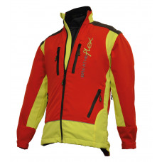 Arbortec Breatheflex Pro Work Jacket - Red