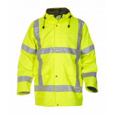 Hydrowear 'Uithoorn' SNS Waterproof & Breathable Parka - Hi-Vis Yellow
