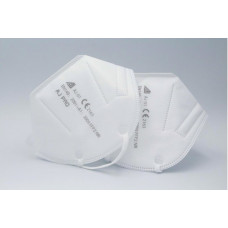 CoShield FFP2 Disposable Non-Valved Respirator Mask, pack of 50