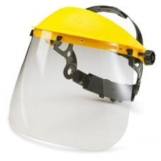 Face Shield Poly Visor Set