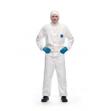 Tyvek 500 'Xpert' Semi-disposable Protective Coverall - White