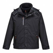 Portwest Radial 3-in-1 Jacket, Black
