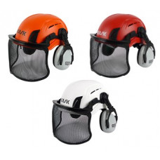 KASK Climbing Helmet Set with 'standard' muffs
