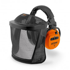 STIHL 'Dynamic' BT-N Mesh Visor & Ear Protectors with Bluetooth®