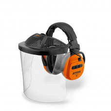 STIHL 'Dynamic' BT-PC Poly Visor & Ear Protectors with Bluetooth®