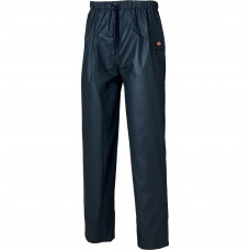 Dickies Navy Blue Raintite Waterproof Trousers