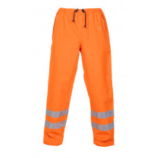 Hydrowear 'Neede' SNS Waterproof & Breathable Trousers - Hi-Vis Orange