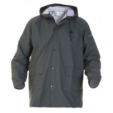Hydrosoft Waterproof Jacket - dark Green/Olive