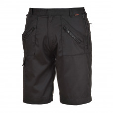 Portwest Action Shorts - Black