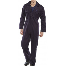 Boilersuit Navy Polycotton