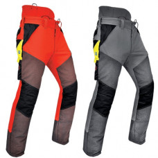 Pfanner Gladiator Extreme Chainsaw Trousers - Grey or Red