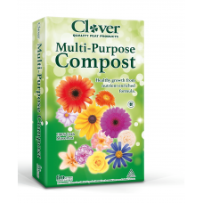 Clover Multi-Purpose Compost. 60 litre