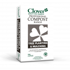 Clover Tree Planting & Mulching Compost. 75 ltr