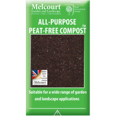 Melcourt All-Purpose Peat-Free Compost™, 50 Ltr