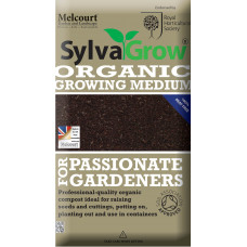 Melcourt SylvaGrow™ Organic Multi Purpose Compost,  50 Ltr