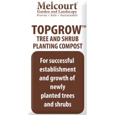 Melcourt Topgrow™ Tree & Shrub Compost,  50 ltr