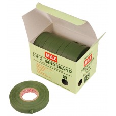 Max Tapener Medium-Duty Tape, Green - box of 10