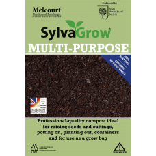 Melcourt SylvaGrow™ Sustainable Multi Purpose Compost,  50 Ltr