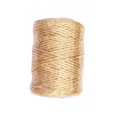 Biodegradable Jute Twine - Brown- 110m
