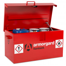 Armorgard FlamBank™ Van Box FB1