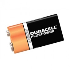 Duracell Battery, 9v size