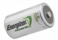 Energiser Rechargable Power Plus D Batteries, pk 2