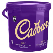 Cadbury's Drinking Chocolate, 5kg tub
