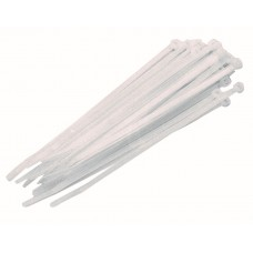 Ratchet Cable Ties - clear coloured