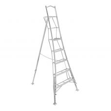 Henchman Professional Tripod Platform Step Ladder  - Fully 3 leg adjustable