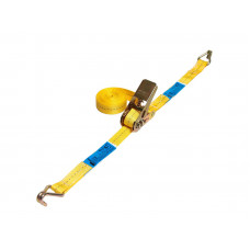 Ratchet Strap with Claw Hook - Light Duty - 0.7T, 4M