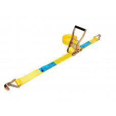 Ratchet Strap with Claw Hook- heavy duty,  4 tonne 8m long