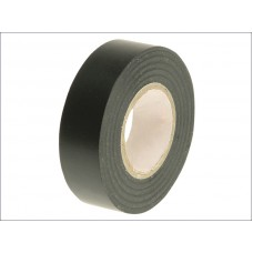 Faithfull PVC Insulating Tape - black