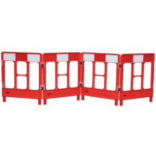 Workgate® 4 Gate with Reflectives - Red