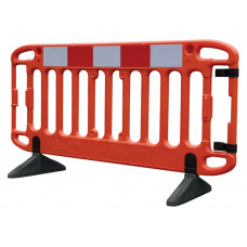 Frontier® 2M Traffic Barrier - Orange