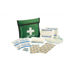Travelling (Belt Pouch) First Aid Kit - 1 person size