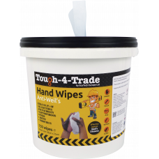 Anti-Weil's industrial Hand Wipes - temporary superseded by QK0415