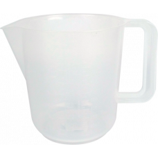 Plastic Measuring Jug, 1000ml