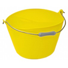 Gorilla Bucket Flexible, 22ltr,