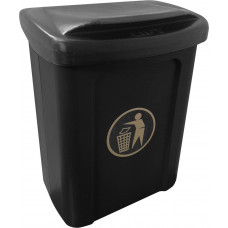 Titus Waste Bin -  with lid