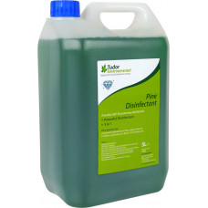 Tudor Green Pine Disinfectant, 5 ltr