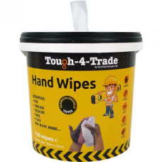 Industrial Hand Wipes, tub of 150