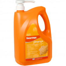 Swarfega Heavy-duty Hand Cleaner - with dispensing pump