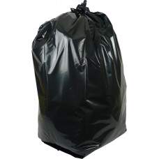 Large Plastic Rubbish Bag - extra heavy duty