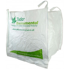 Tudor Bulk Polypropylene Bag, 0.9m³ Standard Size and Weight
