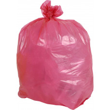 Red Dustbin Liner Bag - heavy duty