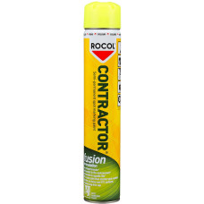 ROCOL® Contractor Fusions Spot Marking Paint- Yellow
