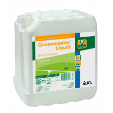 ICL Greenmaster Liquid Spring/Summer Turf Fertiliser